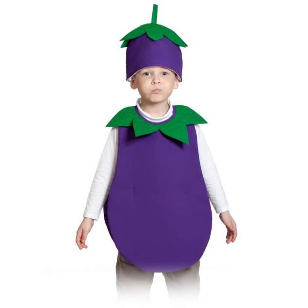 Карнавальный костюм Карнавалофф, цв. фиолетовый