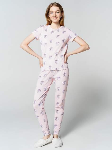 Домашний костюм ТВОЕ A7653, розовый