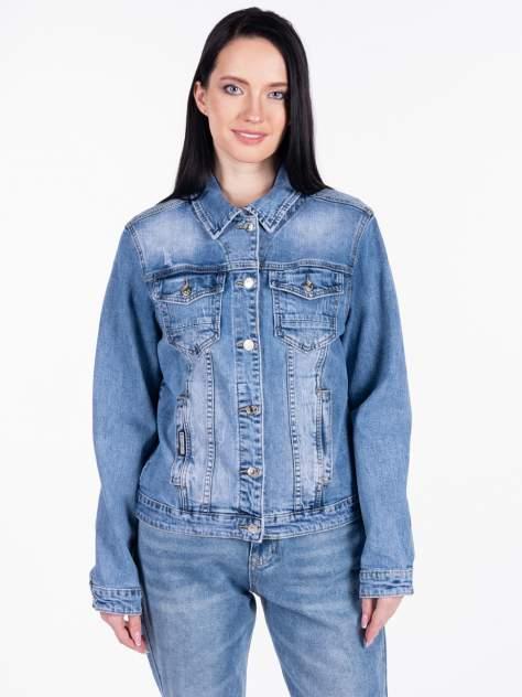 Женская джинсовая куртка MOSSMORE GD46900281, синий