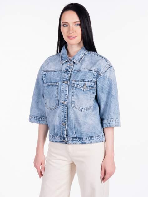 Женская джинсовая куртка MOSSMORE GD46900282, синий