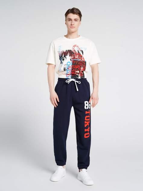Спортивные брюки мужские ТВОЕ 80112 синие XXL