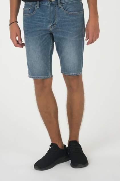 Повседневные шорты мужские Quicksilver 1400000830/1 синие 46-48