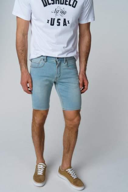 Повседневные шорты мужские Quicksilver 1400000830 синие 54