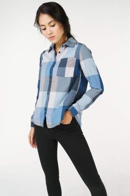 Рубашка женская Roxy 1400000851/1 синяя 46