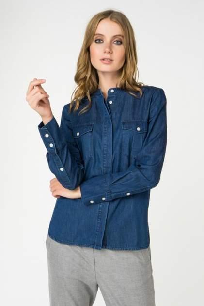 Рубашка женская Marc O'Polo 1400000748 голубая 40