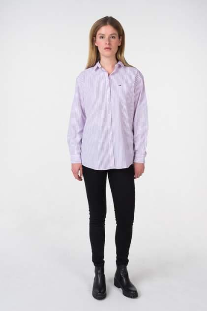 Рубашка женская Tommy Hilfiger 1400000906 розовая 44