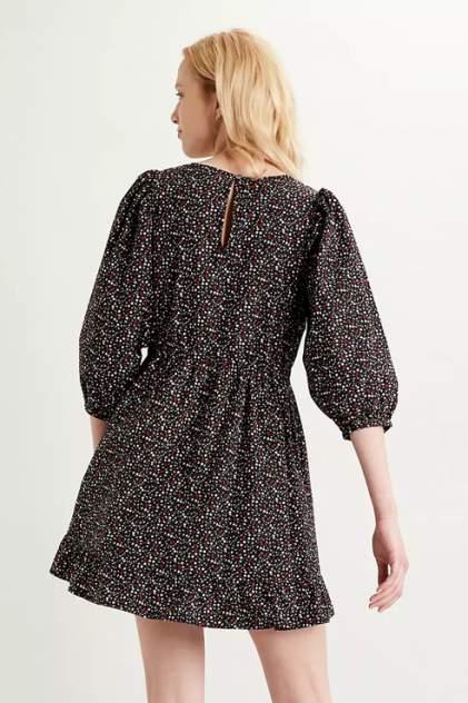 Платье женское Levi's 1400000734/9 коричневое 46