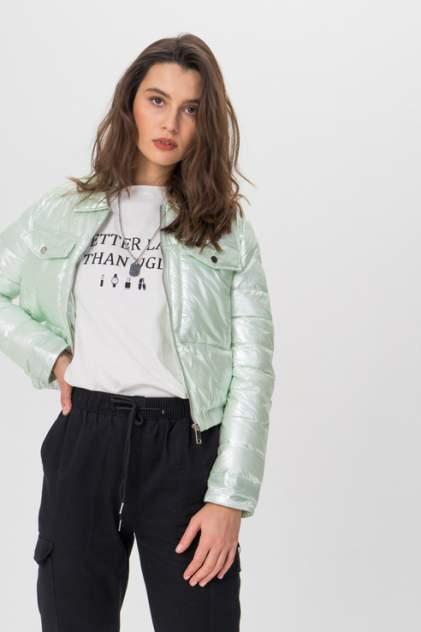 Куртка женская KZELL 1500071364/6 зеленая 44