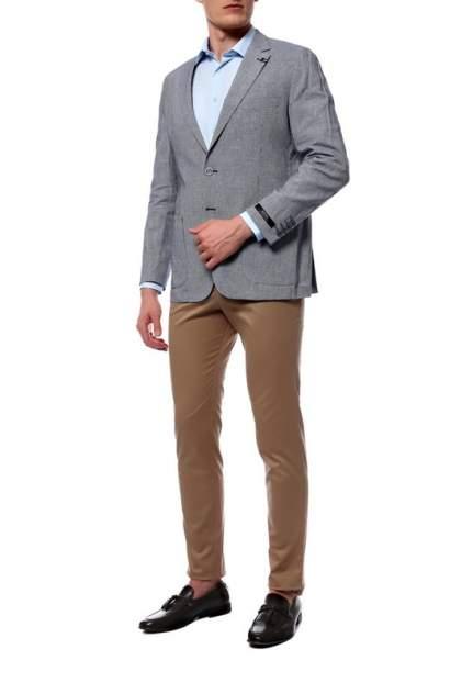 Пиджак мужской Digel 1162264/24 серый 54 DE