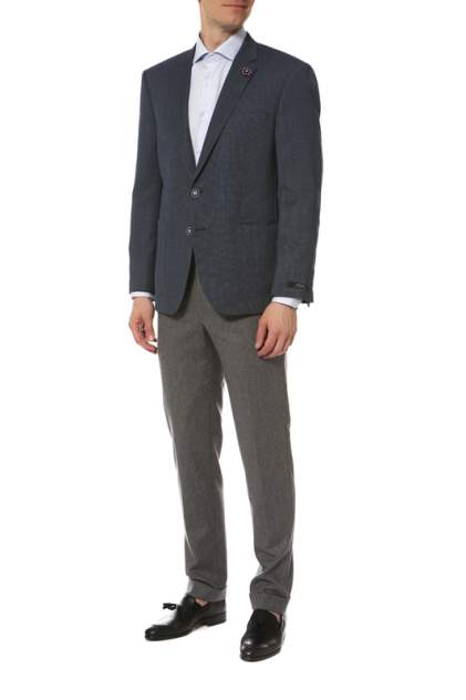 Пиджак мужской Digel 1152107/22 серый 56 DE