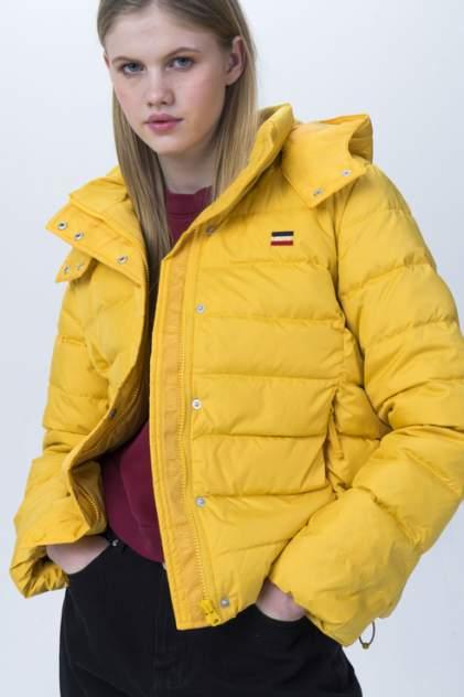 Куртка женская Levi's 1400000734/7 желтая 46