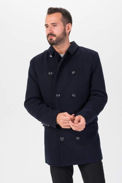 Пальто мужское Envy Lab 1500078873/31 синее 48
