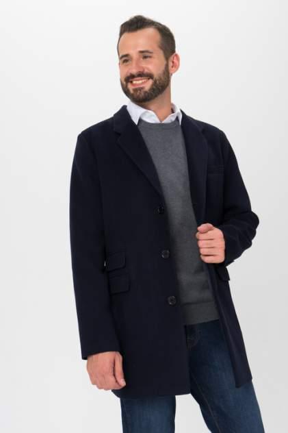 Пальто мужское Envy Lab 1500078873/02 синее 46