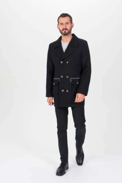 Пальто мужское Envy Lab 1500078873/13 черное 48