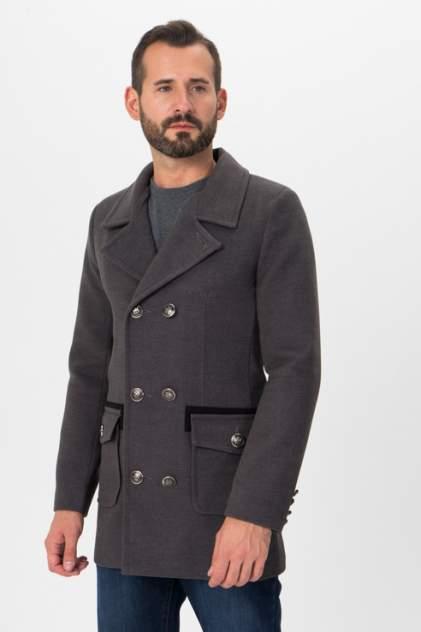 Мужское пальто Envy Lab 1500078873/13, серый