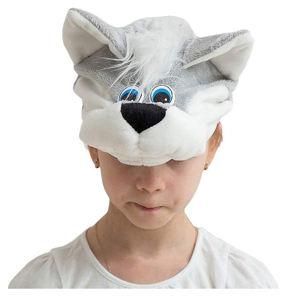 Карнавальная шапка Бока Котенок, 54-56 см 1141
