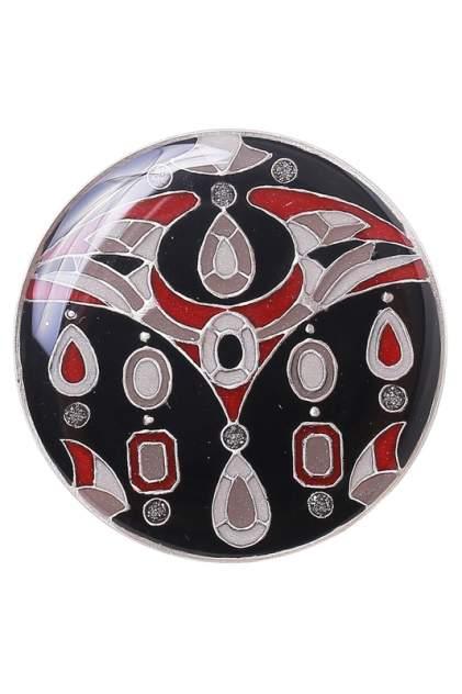 Брошь женская Clara Bijoux F75634-4 красная