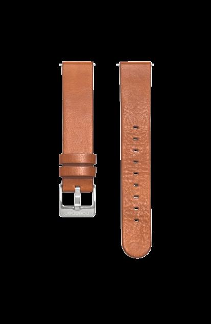 Ремешок для часов Noerden PAB-0108, коричневый