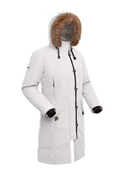 Пуховое пальто  HATANGA LADY 1464-9001-050 БЕЛЫЙ 50