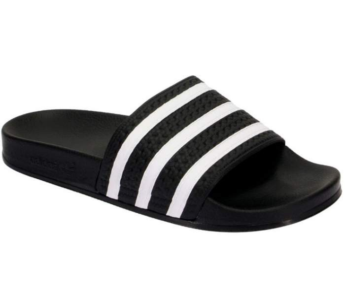 Шлепанцы мужские Adidas Og Adilette черные 6 UK