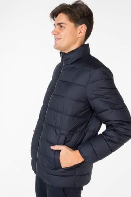 Куртка мужская GEOX M8428G синий 56 IT