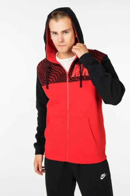 Джемпер мужской Nike 861722-657 красный 44 USA