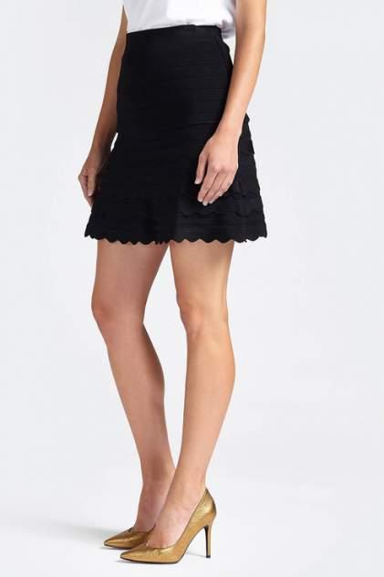 Женская юбка Guess W92D95Z2CY0JBLK, черный