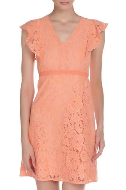 Платье женское Toy G. G86153915 оранжевое 40 IT