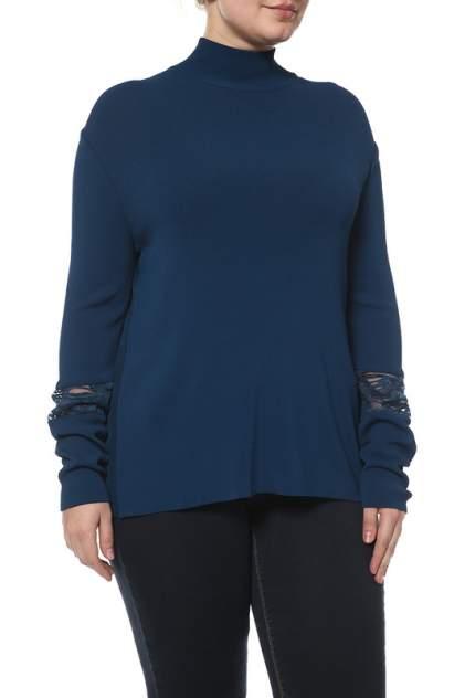 Водолазка женская ELIE SAAB 7087 синяя 46 FR