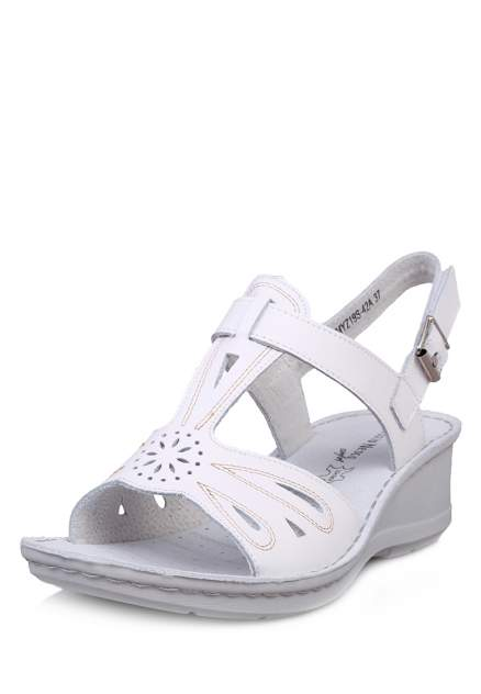 Босоножки женские Alessio Nesca Comfort 710018010 белые 41 RU