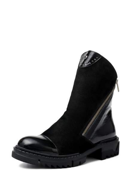 Ботинки женские Pierre Cardin 710018326 черные 40 RU