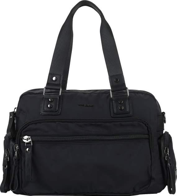 Дорожная сумка Eberhart Shoulder Bag EBH6970 черная 40 x 30 x 13