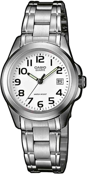 Наручные часы кварцевые женские Casio Collection LTP-1259PD-7B