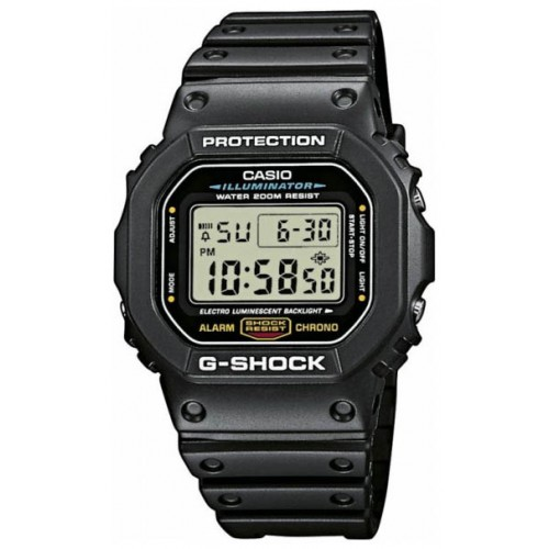 Спортивные наручные часы Casio G-Shock DW-5600E-1V