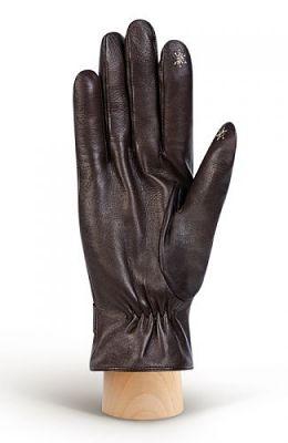 Перчатки мужские Eleganzza TOUCH IS91140 коричневые 10