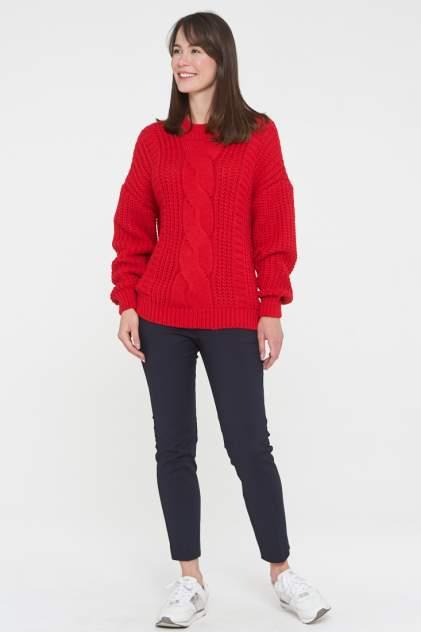 Джемпер женский VAY 192-4010 красный 50 RU