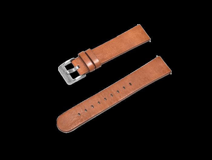 Ремешок для часов Noerden PAB-0108 коричневый 20 мм