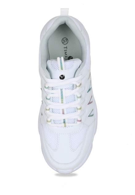 Кроссовки женские TimeJump 710019359 белые 38 RU