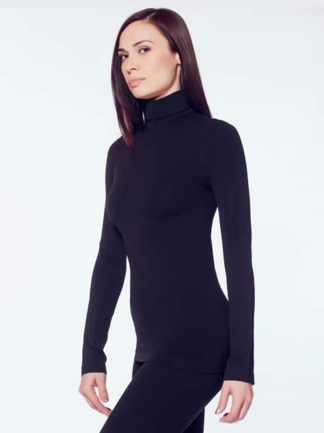 Водолазка женская Giulia черная S/M