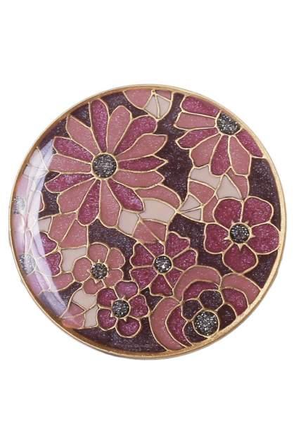 Брошь женская Clara Bijoux F75396-6 красная