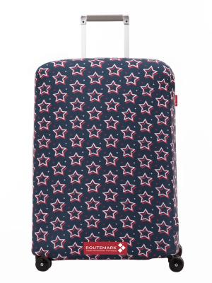 Чехол для чемодана Routemark Starlight, синий