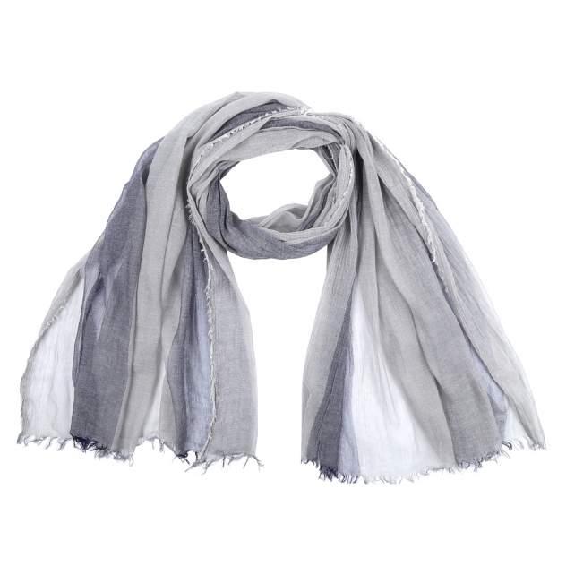 Шарф мужской FABRETTI HS0910-C серый/синий