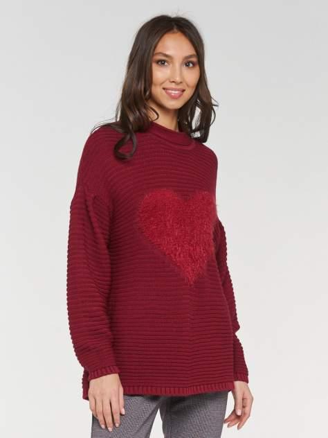 Джемпер женский VAY 192-4063, красный