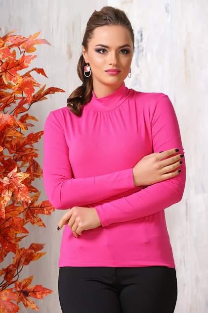 Водолазка женская VAY 0221 розовая 56 RU