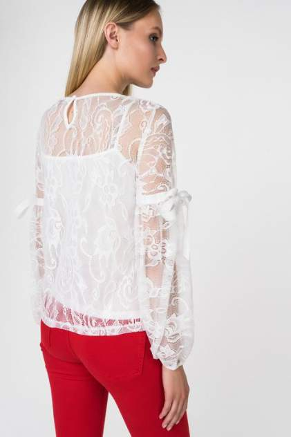 Блуза женская Marimay 7275 белая 44 RU