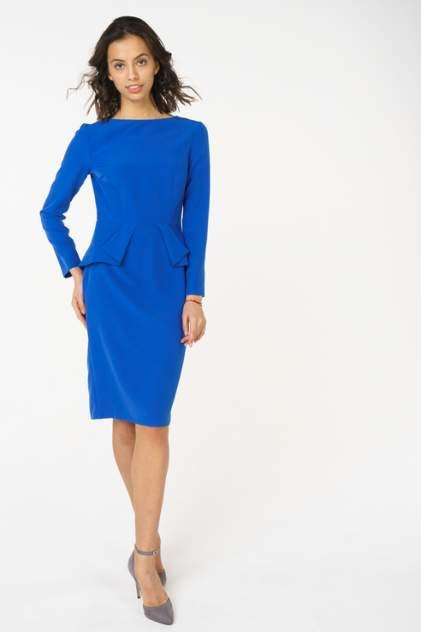 Женское платье LA VIDA RICA D61039, голубой