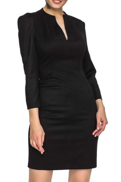 Платье женское Gloss 25348(01) черное 38 RU