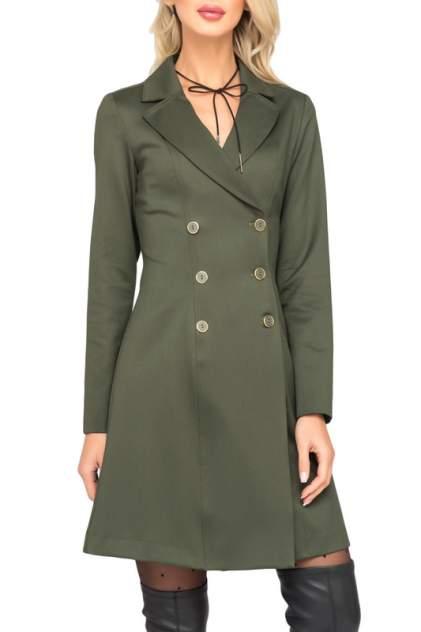 Женское платье Gloss 25370, зеленый