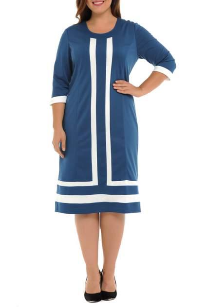 Платье женское SVESTA R164-1MARW синее 52 RU