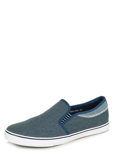 Слипоны мужские T.Taccardi 710018768,  синий